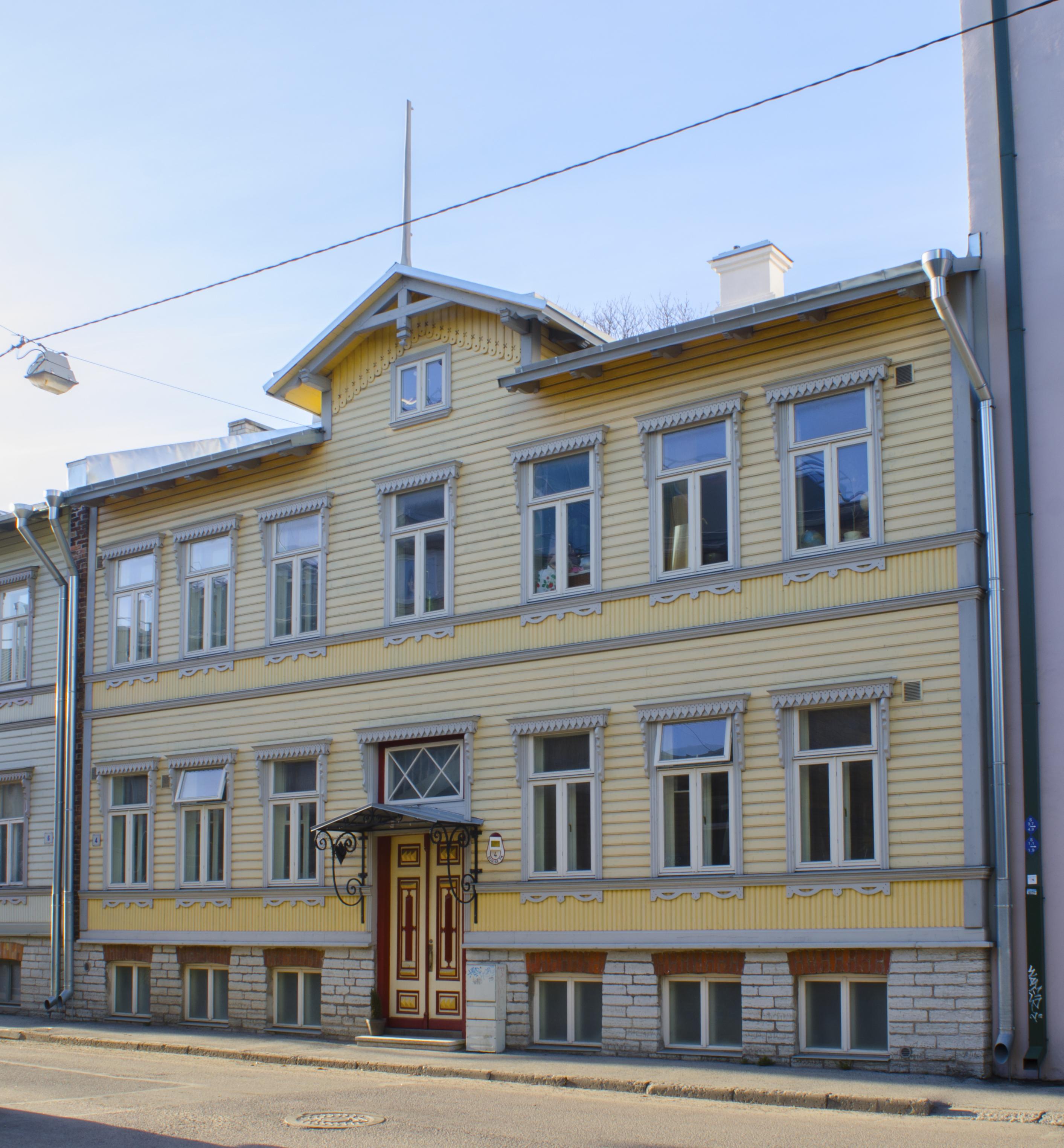 16beb689b50 Lenderi maja ning Tallinna maja | Digiõppevaramu